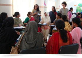 Family Activities and Parents Care Giving Education